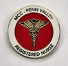 RN Graduation Pin For Penn Valley