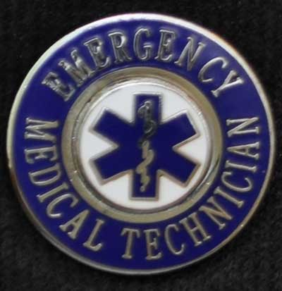 Emergency Medical Technician (blue)