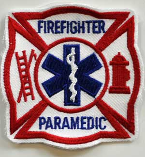 Firefighter PARAMEDIC