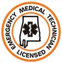 Alabama EMT Intermediate Alabama EMT, Patch, Emergency Medical Technician, Intermediate
