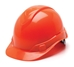 Economy Hard Hat 4-Point Snap Lock - PYR-HP140