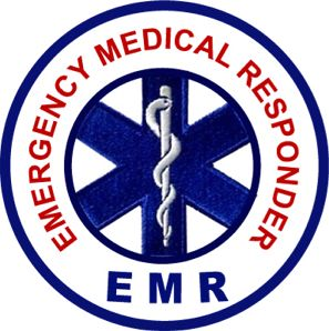 Emergency Medical Responder Patch