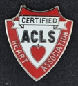 ACLS Certified AHA