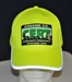 Custom CERT BallCap with Reflective stripes - SS-CAP-CUST-CERT
