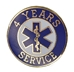 EMS 4 Years of Service Pin Recognition