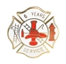 Fire department 6 years for service pin