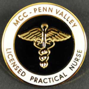 MCC - Penn Valley LPN Pin Penn  Valley, MCC, Metro, LPN Pin